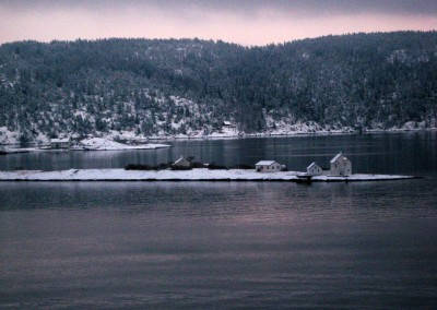 Oslo im Februar