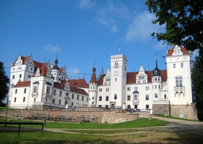 Schloss Boitzenburg, Uckermark